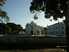 Centro Histórico de Porto Seguro em Porto Seguro, BA