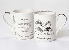 Mother/Daughter Mug-To Mother