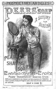 Pears' Soap - 18860700 The Century Illustrated Monthly Magazine on Flickr.Facebook | Flickr | Tumblr | Twitter | Website