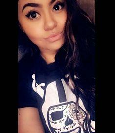 Raider Nation This shirt ❤️ Raiders Vegas, Raiders Girl, Cute Lounge Outfits, Raiders Cheerleaders, Raiders Players, Deadpool Pikachu, Oakland Raiders Football, Billabong Girls, Gangsta Girl