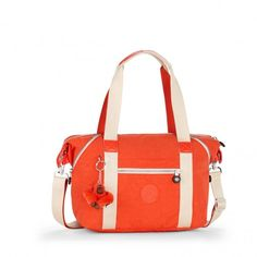 Kipling Art S Basic Handtasche Coral Rose IC