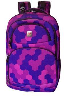 Tas Laptop Polo Classic 1196 - Purple