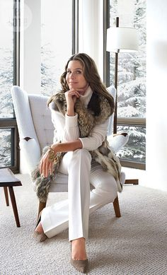 Mountain Christmas for celebrity | PUFIK. Beautiful Interiors. Online Magazine
