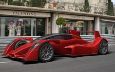 Caparo T1のストリートバージョン 車 高解像度で壁紙