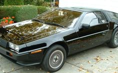 Most people know the DeLorean as the vehicle that was used as a modded time machine the Back to the Future series of sci-fi movies. The vehicle however remains a part of automotive legend as one of those vehicles that have a short but very . Highest Price Car, Dmc Delorean, Bttf, Cult Following, Exotic Cars, Classic Cars, Black Cars, Grimm, Jeeps
