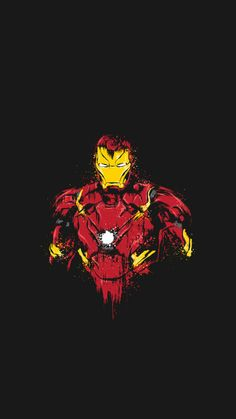 iPhone Marvel Wallpapers HD from Uploaded by user, IRON man Iron Man Kunst, Iron Man Art, Marvel Fan, Marvel Heroes, Marvel Avengers, Iron Man Wallpaper, Watercolor Wallpaper Iphone, Iphone Wallpaper, Marvel Characters