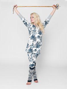 Lilleba og herremann pyjamas for damer. Pyjamas, Comfy, Pants, Clothes, Fashion, Trouser Pants, Outfit, Clothing, Moda