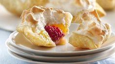Mile-High Lemon Meringue Mini Pies Recipe