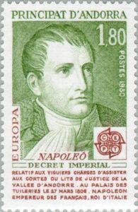Napoleon I (1769-1821), Emperor of the French