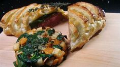 Pierre's Lamb Wellington with Spinach and Mushroom Duxcell