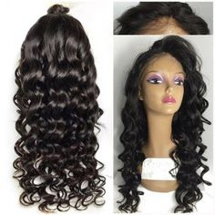 SHARE & Get it FREE | Long Wavy High Temperature Fiber Lace Front WigFor Fashion Lovers only:80,000+ Items·FREE SHIPPING Join Dresslily: Get YOUR $50 NOW!