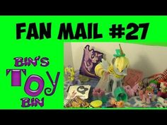 My Little Pony Chinese New Year PINKIE PIE Toys R Us Exclusive Review! by Bin's Toy Bin - YouTube