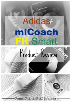 Adidas miCoach Fit Smart - check out the latest product review of the Adidas miCoach Fit Smart Fitness Tracker.  It's one of the hottest fitness tech wearables on the market and see what works well and what could be improved.