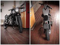 "1980 Honda CX500""Testardo"" - Pipeburn - Purveyors of Classic Motorcycles, Cafe Racers  Custom motorbikes"