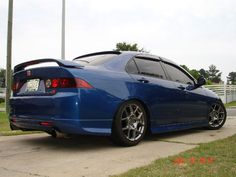 Slammed Acura TSX | Touch Of CLASS - AcuraZine Community