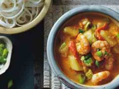 Make this delicious prawn curry in under an hour. Capture the flavour of the East in the comfort of your own home