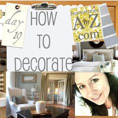If you are just joining our How to Decorate {for the DIY'er} Series, welcome!  Miss a post? You can find all the entries for our series listed conveniently on one page here. Welcome back class! Today's guest blogger is one of the first I stumbled upon several years ago. I refer to The Nester as one of the Matriarchs of Home …