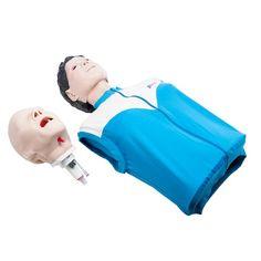 MANIQUIE SIMULADOR MODULAR PARA LA PRACTICA DE LA REANIMACION CARDIOPULMONAR RCP CPR LILLY AIR