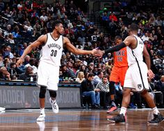 WHAT A GAME  Final score tonight in Brooklyn, Nets take it 116-106 over OKC. #BrooklynRepresent — at Barclays Center. 1/24/2016