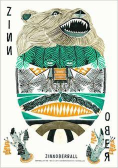Валерия Гордеева: бал «Циннобер», для Университета искусств г. Берлина
