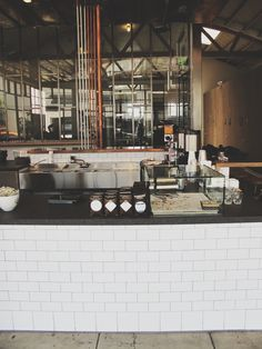 handsome coffee roasters // los angeles