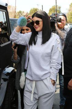 Kylie Jenner                                    Pinterest: nickibryson