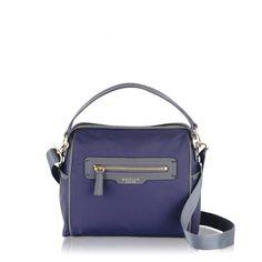 Mercer Street,Medium Zip-top Grab Bag