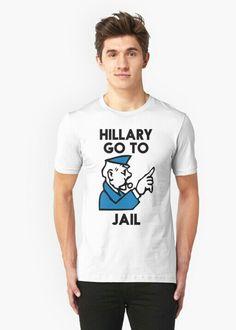 Hillary GO TO JAIL