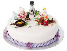 The muumins cake