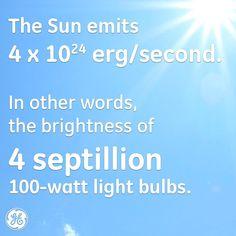 Now that's #solar power!