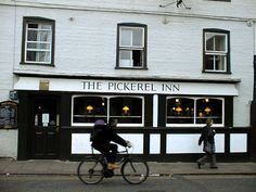 Bucket List: The Pickerel Inn, one of the oldest pubs in Cambridge. Lewis and J. Tolkien used to hang out here. Summer Travel, Holiday Travel, Cambridge Pubs, Honeymoon Night, Old Pub, British Pub, Local Pubs, Cambridge University, England And Scotland