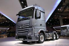 Mercedes New Actros BigSpace 2651 (2012-23)