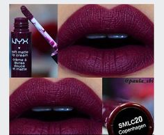 Need a lipstick in this color ;)