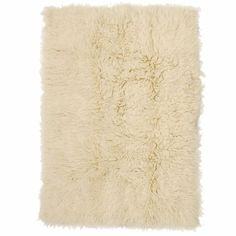 Super 2000-gram Flokati Wool Rug (6' x 9') - Overstock™ Shopping - Great Deals on 5x8 - 6x9 Rugs