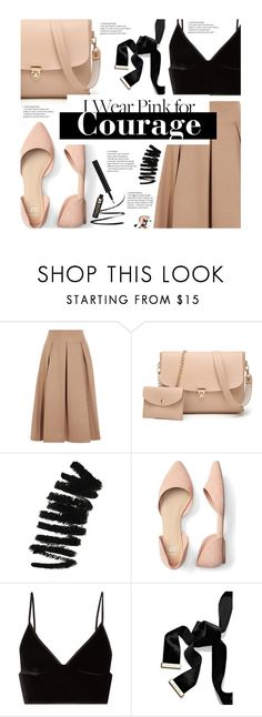 """Courage"" by nataliagaonad ❤ liked on Polyvore featuring MaxMara, Bobbi Brown Cosmetics, T By Alexander Wang and Etro"