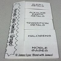 Chemistry Foldables...