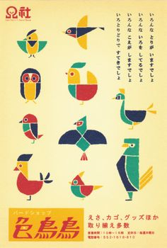 bird illustration ✭ graphic design inspiration