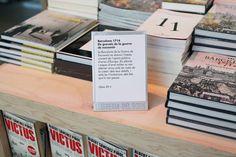 Bestiari Librería Del Born / Jorge Pérez Vale