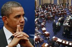 BREAKING: The Senate Just VOTED to STOP Obama – the Vote was 100 to 0!  Read more: http://www.thepoliticalinsider.com/breaking-the-senate-just-voted-to-stop-obama-the-vote-was-100-to-0/#ixzz3Vzm0ptUo1obama-100to0