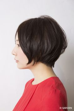 Kawaii Hairstyles, Short Hairstyles For Women, Love Hair, Great Hair, Short Hair Cuts For Women, Short Hair Styles, Bob Styles, Japan Hairstyle, Hair Today