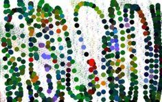Dotty dots. Copyright susanne janecke 2013
