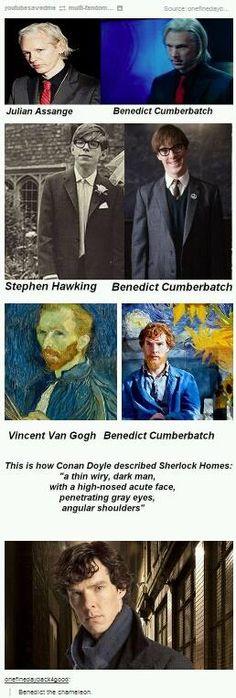 Benedict the chameleon