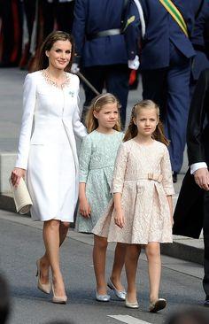 Felipe y Letizia son los nuevos reyes de España.