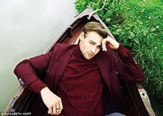 Douglas Booth on new film The Riot Club