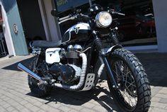 Triumph Scrambler,Special 900