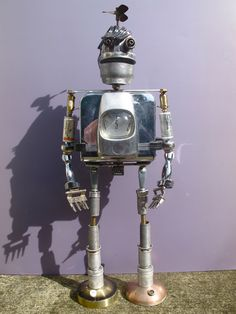 Propellerhead   by Martin Horspool The Robot Man