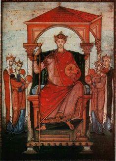 ROMAN EMPEREUR  OTTO II