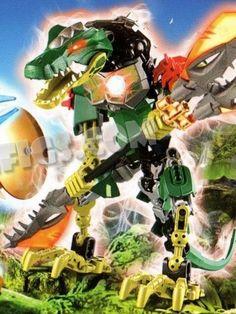 Lego Chima - 70203: Cragger