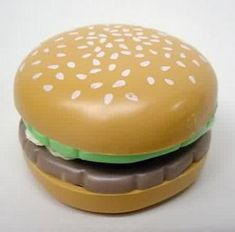 Yo-Yo Toy That Looks Like a Hamburger