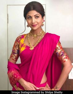 Indian Bollywood, Bollywood Actress, Indian Designer Outfits, Designer Dresses, Designer Sarees, Shilpa Shetty Photo, Top Female Fitness Models, Bombshell Makeup, Bridal Photoshoot